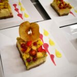 Dessert du Restaurant La table de l'Olympe